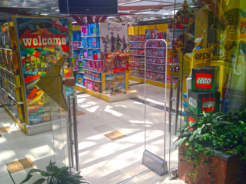Lego – Tehran (Tirajeh)