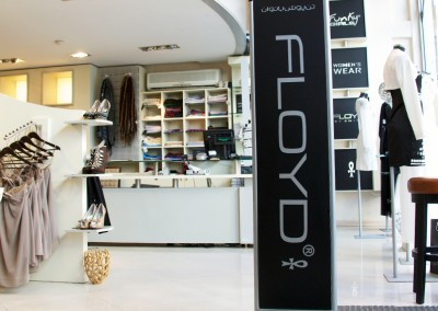 فروشگاه فلوید – شعبه جردن