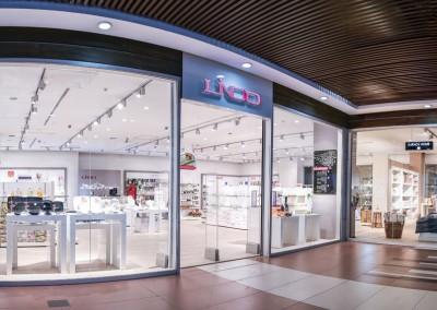 فروشگاه لیندو – شعبه شهید مدنی