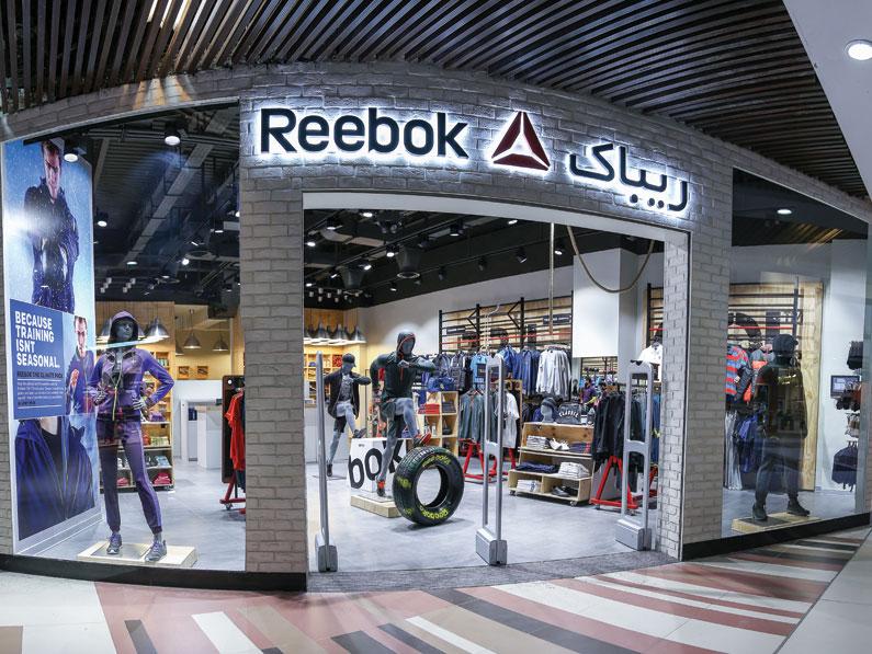 فروشگاه ریبوک – شعبه تیراژه – تهران