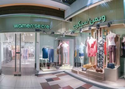 فروشگاه Women Secret – پاساژ تیراژه